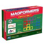 Магнитный конструктор MAGFORMERS Увлекательная математика 63109